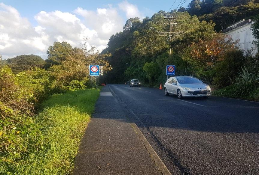 Huia WTP Transport Assessment Site visits have been conducted on several occasions between May 2018 and April 2019 to understand the current land use and transport environment and road geometry, as