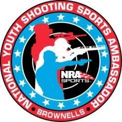 NRA s Brownell National Youth Shooting Sports Ambassadors Nomination Criteria In addition to rewarding our most deserving youth shooters, we are organizing youth ambassadors who will be in the public