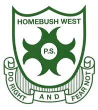 Homebush West Public School 5 April 2018 Homebush West Public School Excellence in Public Education Empowering every student to be active, informed, creative and successful Exeter Rd, Homebush West