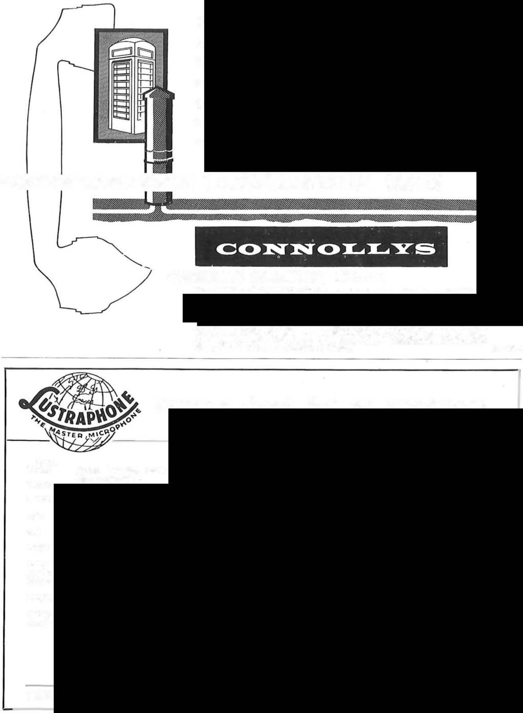 Connollys telecommunication cables are renowned throughout the world where they are providing reliable communications. Their outstanding qualities are detailed concisely in publication B.11 A.