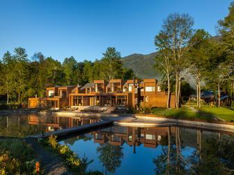 andbeyond Vira Vira Located in the heart of Araucanía, in Chile s Lake District, the homeland of the courageous Mapuche people, breath-taking glacial lakes mirror the frosted tips of volcanoes and