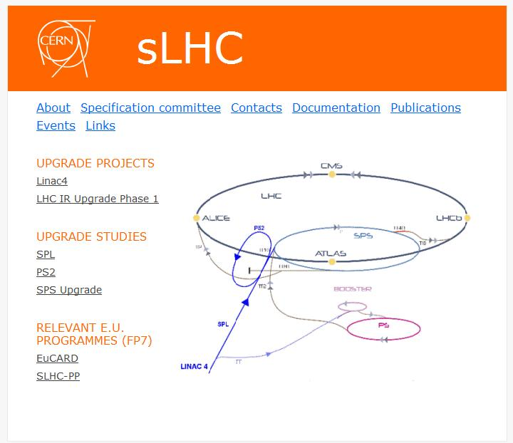 slhc projects and design studies CMS/ATLAS Upgrade Phase-1 Strategy based on: Steadily