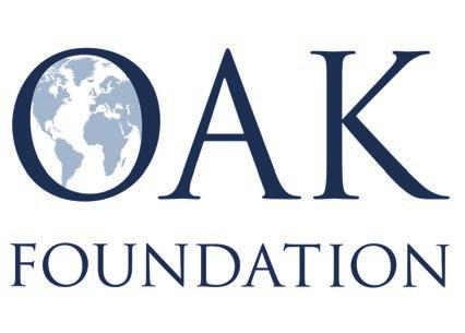9. Acknowledgements The GDP would like to give special thanks to the following financial partners, whose support made our work in 2019 possible: Oak Foundation, the Open Society