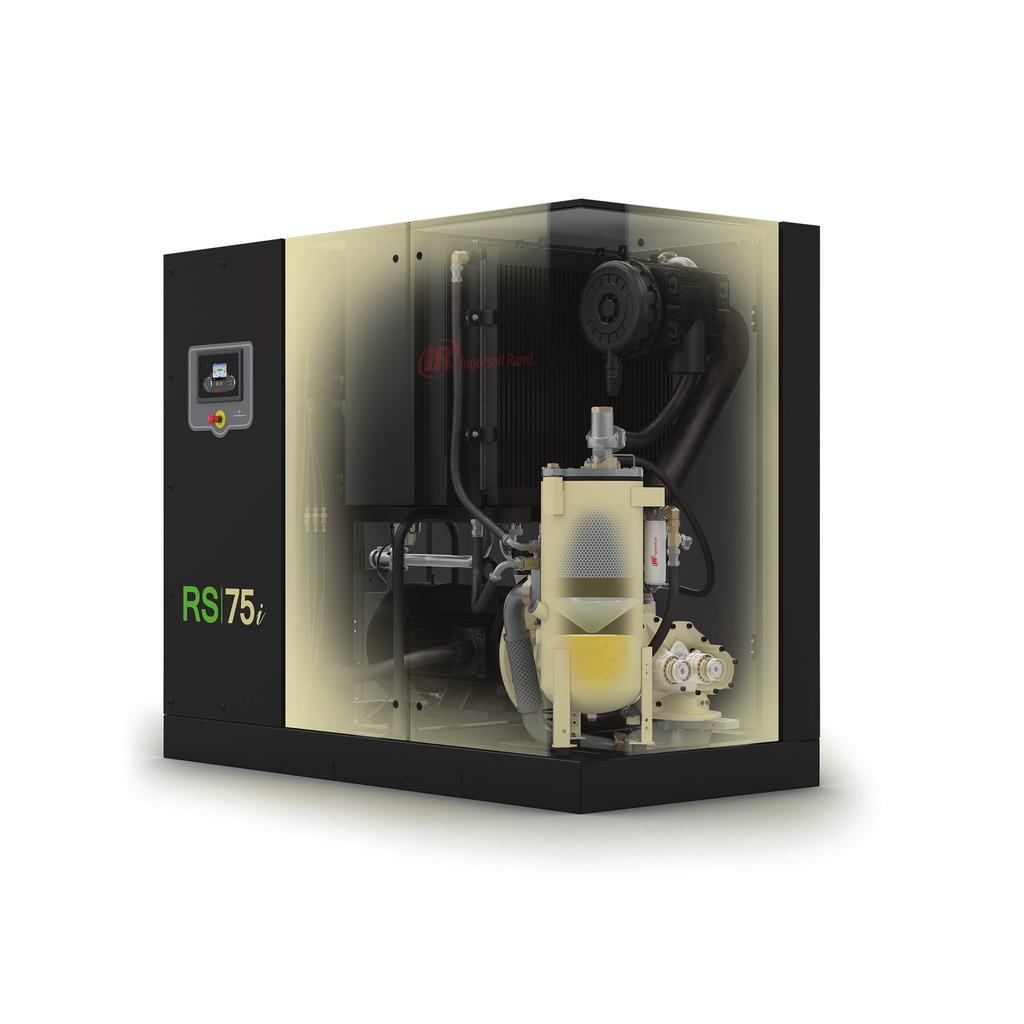AIR COMPRESSORS Next Generation Rotary Screw Air Compressors, 45-160 kw World-Class Efficiency Our Next Generation R-Series compressor includes an all-new, state-of-the-art airend, making it your