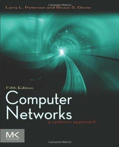Ross, Computer Networking: A Top-Down Approach L.