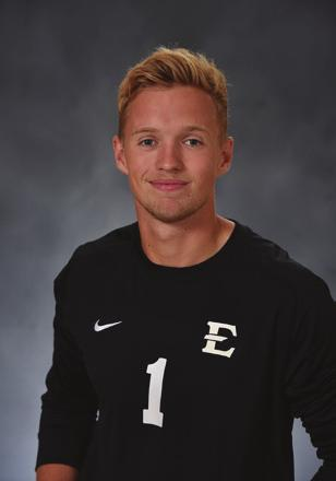 #21 JORDAN BROADWATER - FR. - MF - KINGSPORT, TENN. (DOBYNS-BENNETT HS) ON GOAL NOTES: SCORED ETSU S ONLY GOAL IN TWO PRESEASON MATCHES, COMING AGAINST UNC ASHEVILLE.