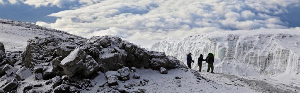 Kilimanjaro - Machame 6-Day Route Minimum Days 6 Recommended Days 6 or more Difficulty (Hiking days) Medium Difficulty (Summit) Extreme Max number climbers No limit Scenery Very scenic Machame is one