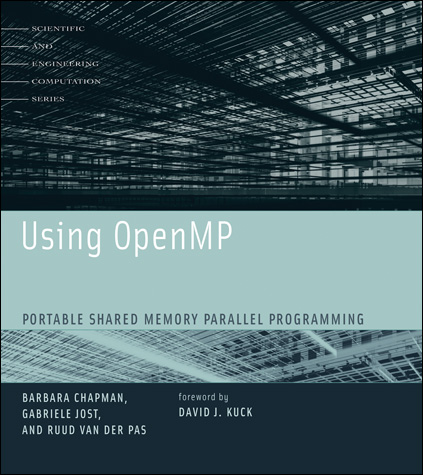Books about OpenMP A new book about OpenMP 2.