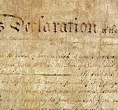 The Declaration of Independence was adopted on July 4, 1776.This is the reason that Americans celebrate July 4th every year as Independence Day: it is our nation s birthday.