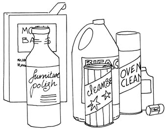 Hazardous Household Products Should You Be Concerned? Do you have these products in your home?