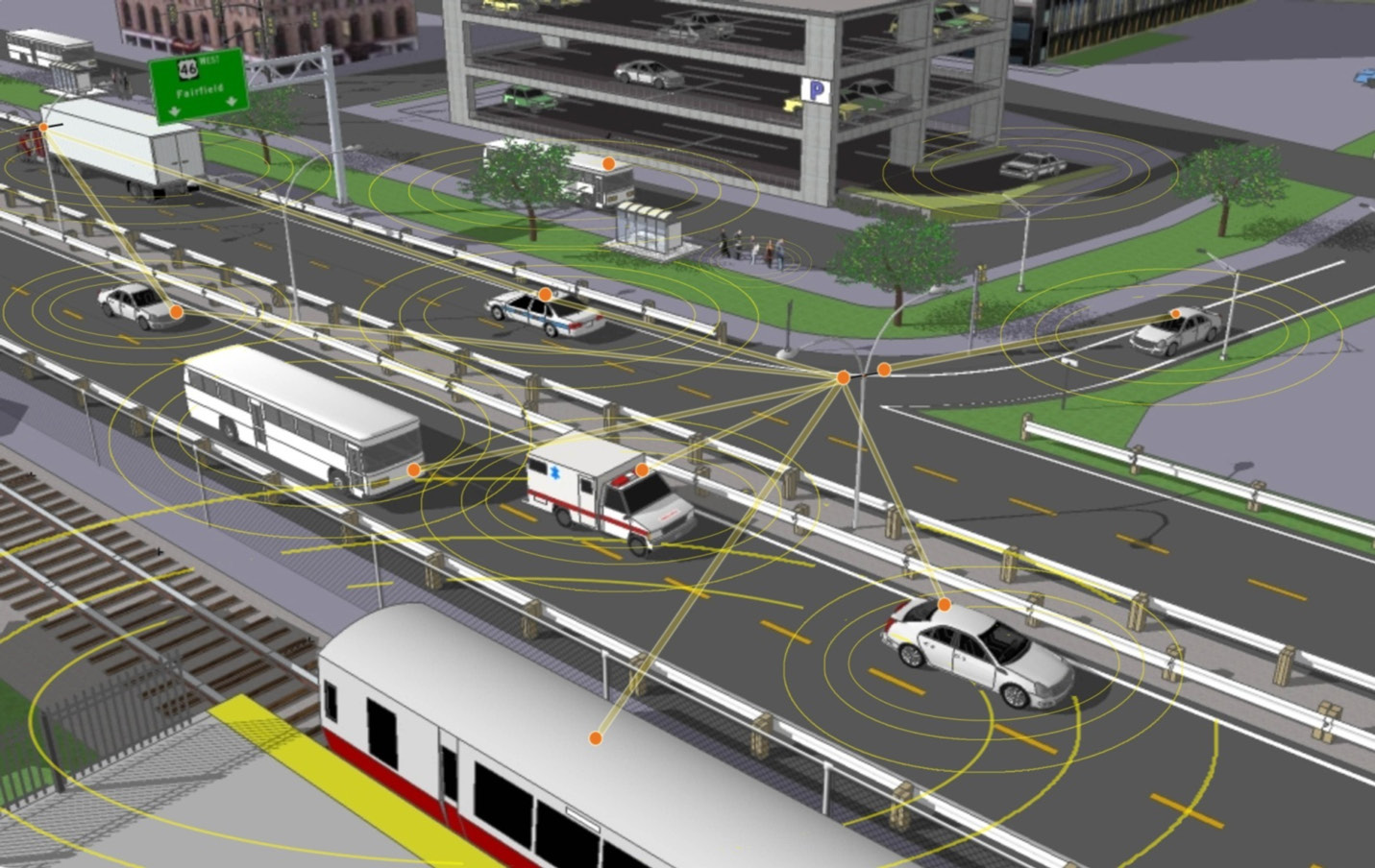 3. The Connected Vehicle Safety Pilot Program a) Introduction The Connected Vehicle Safety Pilot Program is part of a major scientific research program run jointly by the DOT and its research and