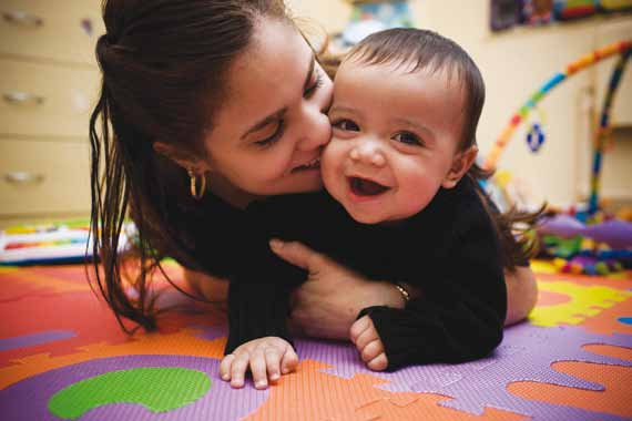 four key principles for best starts and positive outcomes Relationships 21 Babies are genetically predisposed to form relationships; this is their strongest evolutionary survival mechanism.