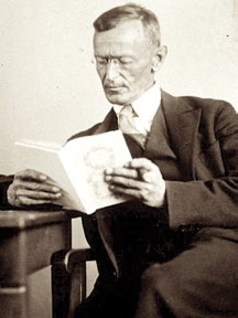 Working in Germany THEY ARE GERMANY Born in the town of Calw in Württemberg in 1877, Hermann Hesse is one of Germany s best-known authors.