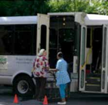 best practices to improve accessibility Best Practices: Mobility Management Ride Connection, a non-profit community organization operating in close collaboration with the Portland area public transit