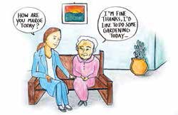 INTRODUCTION GOOD AND POOR EXPERIENCES OF CARE Poor experiences of care Good experiences of care CARE HOME 1.