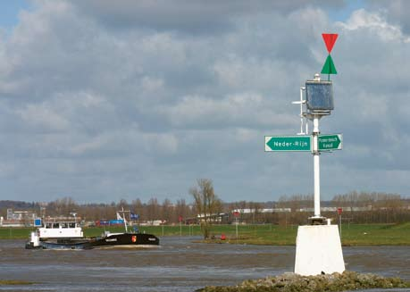 20 Rijkswaterstaat Bifurcation point ( T-junction ) at