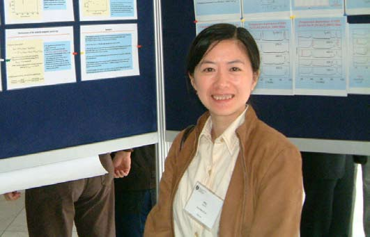 Birth of Yiyang Yilin went to primary school Lecturer in Physics, York Birth of Yilin BSc Sichuan University, China R & D Engineer, China Post-doc University of York PhD, Exeter Married Yongbing