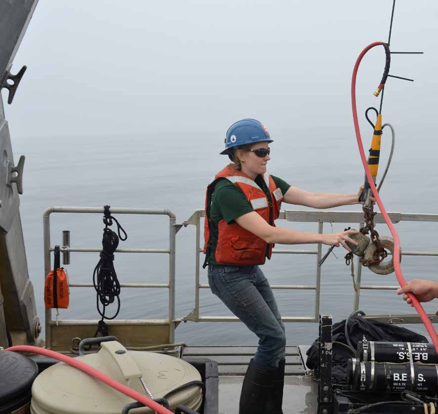 Amy Maas Postdoctoral Scholar/Investigator, Woods Hole Oceanographic Institution, Woods Hole, MA, USA, and incoming Assistant Scientist, Bermuda Institute of Ocean Sciences, Bermuda, amaas@whoi.