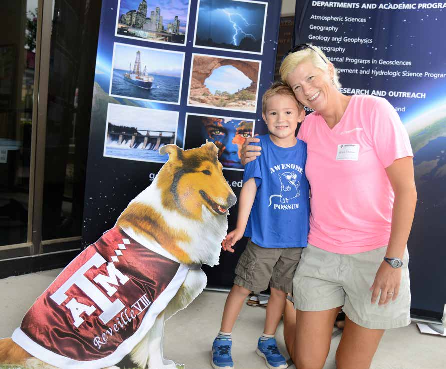 Debbie Thomas Associate Professor and Interim Department Head, Department of Oceanography, Texas A&M University, College Station, TX, USA, dthomas@ocean.tamu.edu Wow where did the past 10 years go?