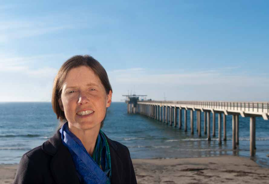 Sarah Gille Professor of Physical Oceanography, Scripps Institution of Oceanography, La Jolla, CA, USA, sgille@ucsd.