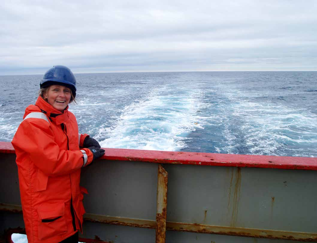 Karen J. Heywood Professor of Physical Oceanography, Centre for Ocean and Atmospheric Sciences, School of Environmental Sciences, University of East Anglia, Norwich, UK, k.heywood@uea.ac.