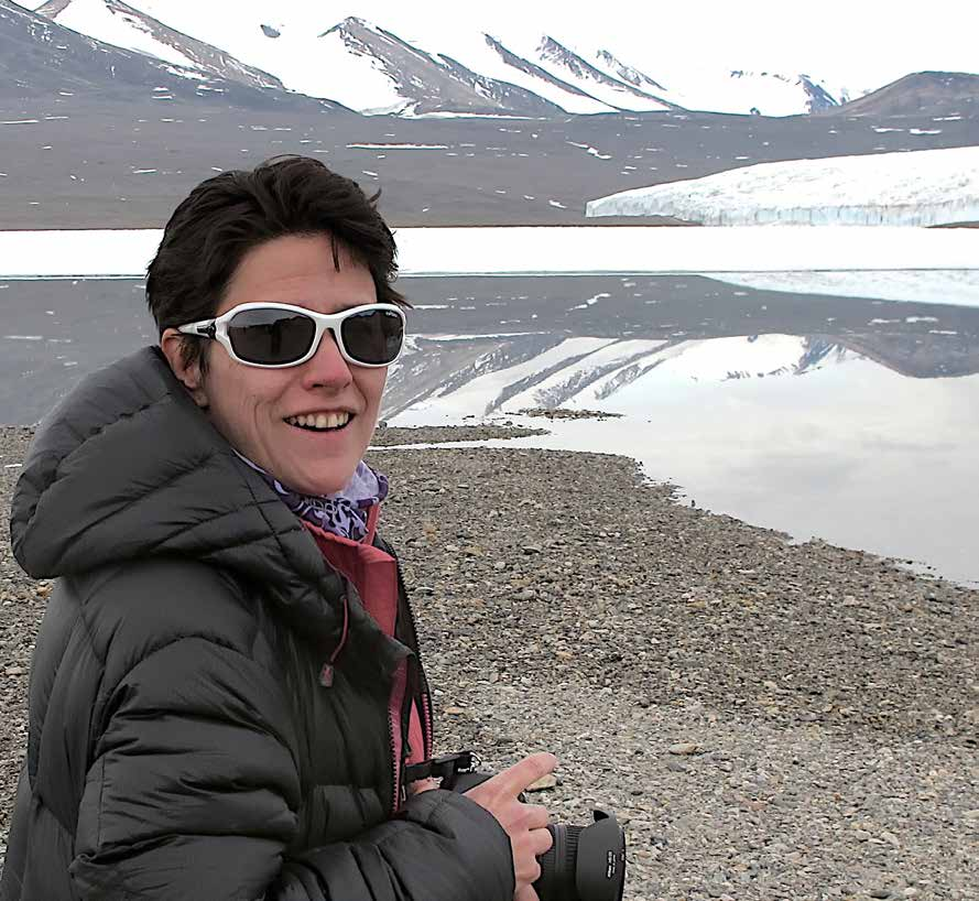 Alexandra Isern Section Head, Surface Earth Processes, Division of Earth Sciences, National Science Foundation, Arlington, VA, USA, aisern@nsf.