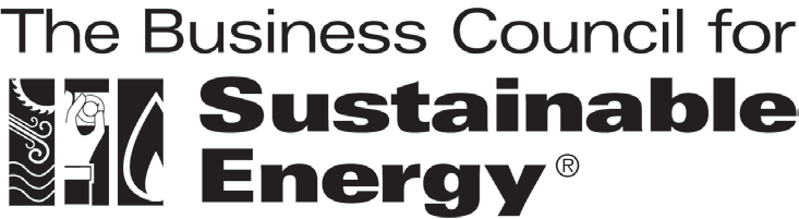 About the Factbook (4 of 4): Sponsorship of this report The Business Council for Sustainable Energy (BCSE) is a coalition of companies and trade associations from the energy efficiency, natural gas