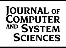 Journal of Computer and System Sciences 71 (2005) 291 307 www.elsevier.
