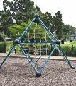 Arch climbers should not be used as the sole means of access to other equipment for preschoolers. Free standing arch climbers are not recommended for toddlers or preschool-age children.