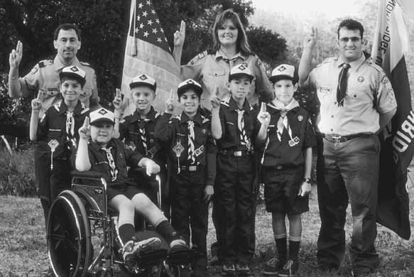 III. Joining Scouting A. Membership/Age Requirements The following guidelines of membership in Scouting apply to youth with disabilities. 1.