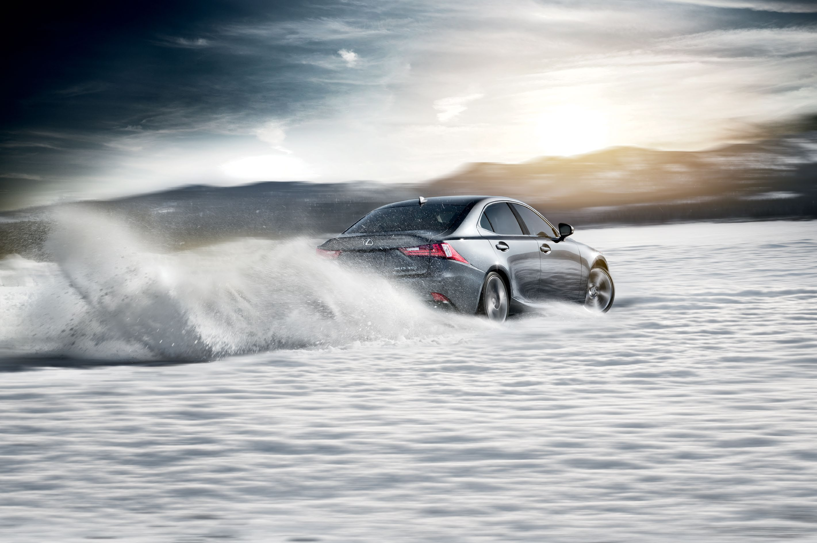 30/70, available all-wheel drive can provide enhanced traction and control on a wide range of road