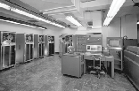 computers. The personal computer was the next disruption. It was not a threat to mainframe and minicomputer makers at first.