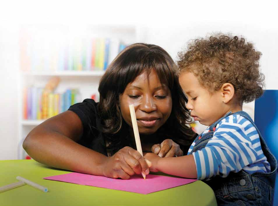 www.nbcdi.org of Black, non-hispanic children live in two-parent families where the parents are cohabitating 15 of Black children ages 3-5 are read to by a family member three or more times per week.