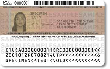 laser-engraved fingerprint, as well as the card expiration date.