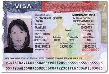 The temporary Form I-551 MRIV is evidence of permanent resident status for one year from the date of