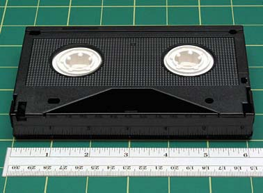 Beta is now also used as a generic term for Betacam tape. COMMON MANUFACTURERS/BRANDS Sony, Scotch and others.