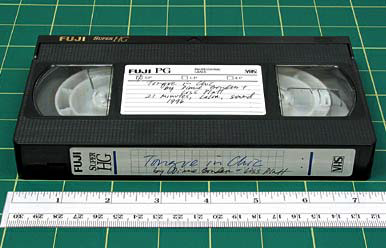 "VHS and S-VHS FORMAT NAME VHS and S-VHS ANALOG OR DIGITAL Analog DATE INTRODUCED VHS 1976 S-VHS 1987 DATES IN USE VHS 1976 to present S-VHS 1987 to present TOP TAPE WIDTH 1/2"" BOTTOM CASSETTE"