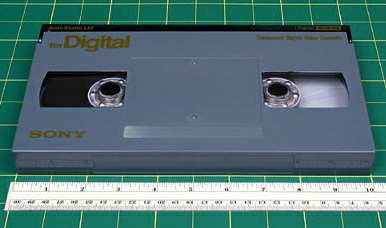 Digital Betacam FORMAT NAME Digital Betacam (aka DigiBeta) ANALOG OR DIGITAL Digital DATE INTRODUCED 1993 TOP DATES IN USE 1993 to present TAPE WIDTH 1/2 BOTTOM CASSETTE DIMENSIONS Large cassettes