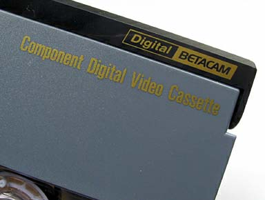 It is also used as a format for video preservation masters.