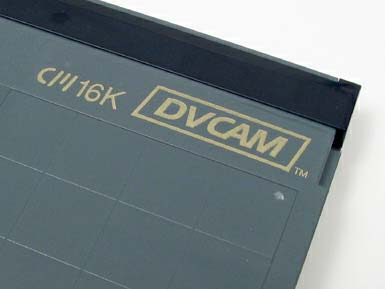 DVCAM and independent producers, especially for long-form programming (such as documentaries), because the maximum tape length on a single cassette is 184 minutes.