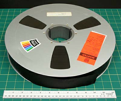 "2 Quad FORMAT NAME 2"" Quad (aka 2 Quadruplex) ANALOG OR DIGITAL Analog DATE INTRODUCED 1956 DATES IN USE 1956 early 1980s TAPE WIDTH 2 TOP REEL DIMENSIONS Approximately 12 in diameter."