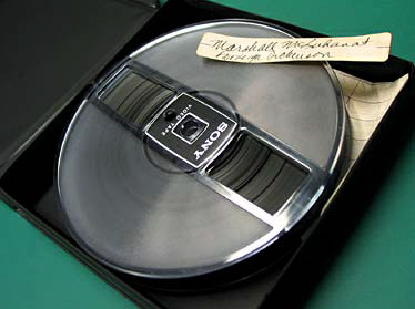 Risks to Videotape Longevity master on professional stock such as BetacamSP, while an organization holds a viewing copy on a lower quality format such as VHS.