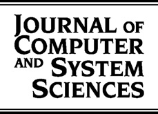 Journal of Computer an System Sciences 66 (2003) 671 687 http://www.elsevier.