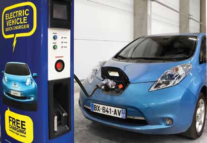 Named European and World Car of the Year, the Nissan LEAF was first launched in Japan for the global market and local production for the European market will start in Sunderland in 2013.