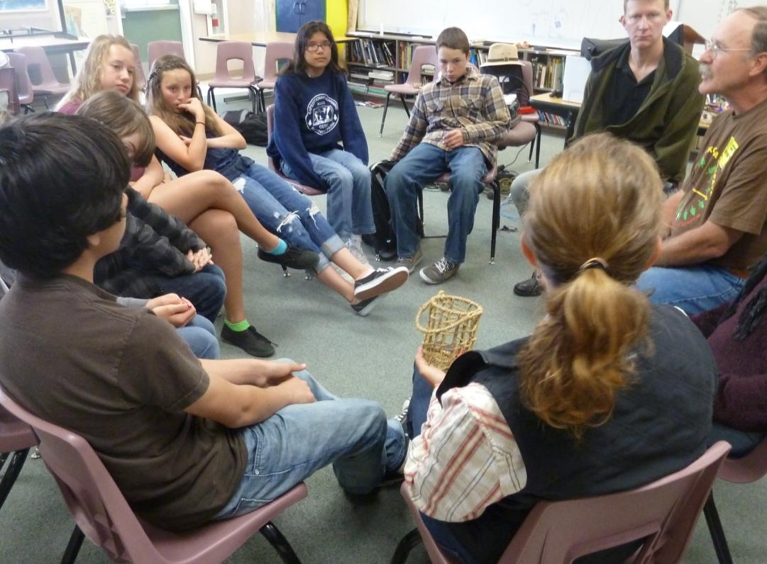 Teaching Restorative Practices with Classroom Circles Amos Clifford, Center
