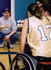 people with a disability 20 Integrated Sport Programs 20 Adapting the sport or the activity 22 Part 5: Accessibility 23 Accessibility is a multi-faceted issue 23 Improved accessibility can benefit