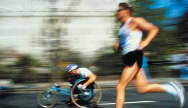 Coaching Athletes with a Disability Part one Stages coaches may go through when working for the first time with an athlete with a disability Comments from expert coaches Jean Laroche has coached some