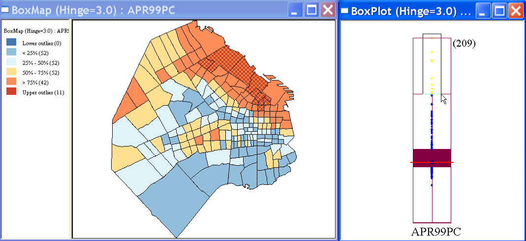 Figure 11.7: Box map for APR with 3.0 hinge. to bring up the box map shown in Figure 11.6 on p. 81.