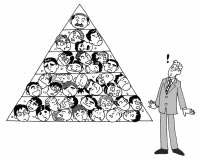 b. Hierarchy The Roots of Hierarchy In the collective relationshiporiented culture of Japan, respecting and maintaining hierarchical relationships is essential in society and business.