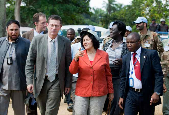 Assistant-Secretary- General for Human Rights visits DRC Soft Skills and Competency-based Interviews In addition to hard skills, applicants will often be asked to demonstrate a range of soft skills,